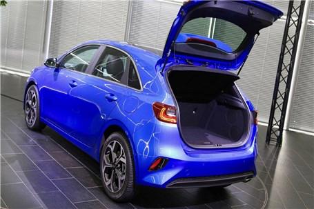 جزئیات و ویژگی نسل سوم خودروی متوسط کیا +تصاویر