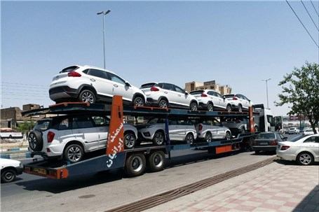تحویل خودرو بموقع مدیران خودرو در شرایط نامتعارف صنعت خودرو