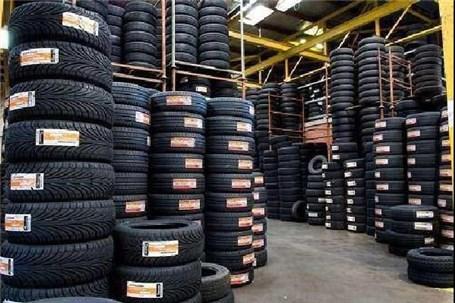 افت ۲۱ درصدی تولید لاستیک خودرو
