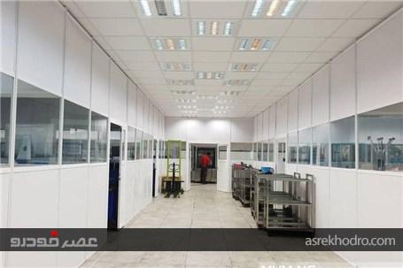 آغاز بکار تعمیرات گیربکس در مرکز تخصصی تعمیر گیربکس های AT و CVT شرکت مدیران خودرو