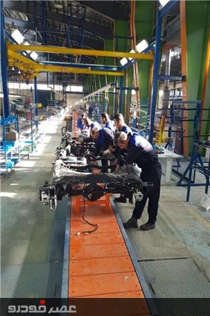 فوتون ساوانا، قدرتمندترین خودرو ساخت داخل، روانه بازار می شود