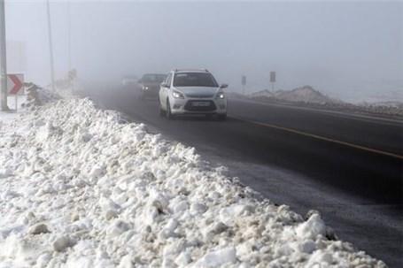 532 کیلومتر از جاده های کوهستانی استان گیلان برف روبی شد