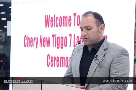 تیگو 7 جدید رونمایی شد