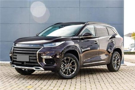 Chery's luxury brand will soon be on the market