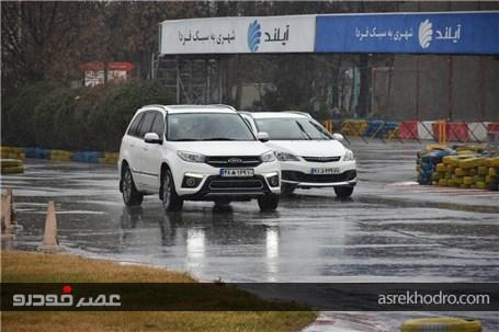 گردهمایی و تست درایو محصولات مدیران خودرو برگزار شد