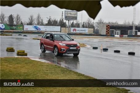 جشنواره فروش ویژه به همراه کارشو و تست درایو محصولات مدیران خودرو برگزار شد