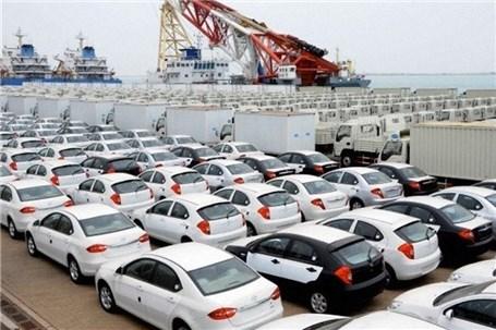افت واردات قطعات منفصله خودرو در 97