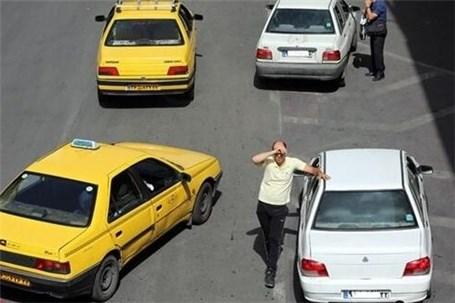 نوسان قیمت خودرو مشکل عمده در نوسازی تاکسیها