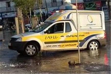 امدادرسانی ویژه ایران خودروبه مناطق سیل زده