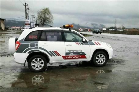خدمات رایگان مدیران خودرو برای شهرهای سیل زده
