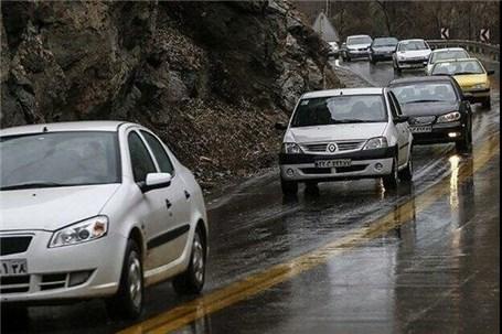 26 جاده کشور امروز مسدود است