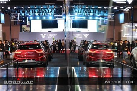 گزارش تصویری از بزرگترین نمایشگاه خودرو آسیا در سال 2019