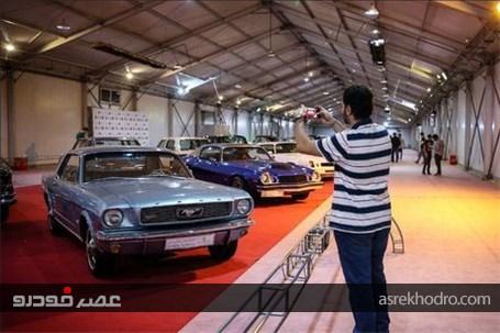 تصاویری برای عاشقان خودروی کلاسیک