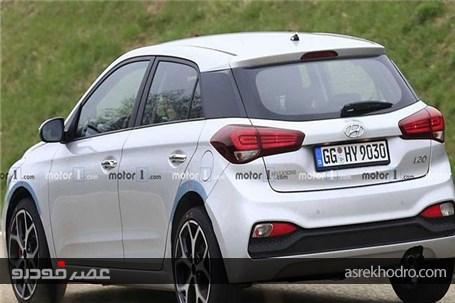 هیوندا از مدل جدید i20 رونمایی کرد + عکس