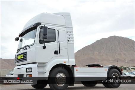 فروش ویژه خودروهای سنگین M2640 گروه صنعتی آمیکو آغاز شد.
