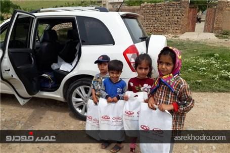 لرستان ، نخستین استان برای ارسال کمک ها