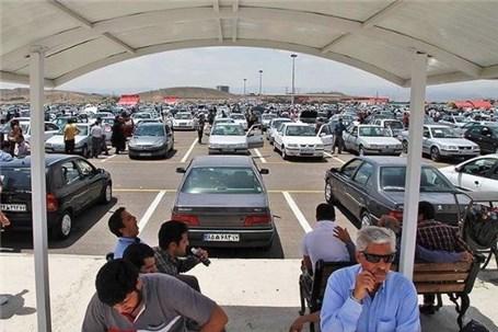 ریزش قطرهچکانی قیمت در بازار خودرو