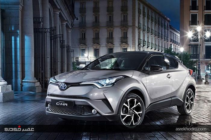 تصمیم تویوتا بر توسعه خودروهای برقی