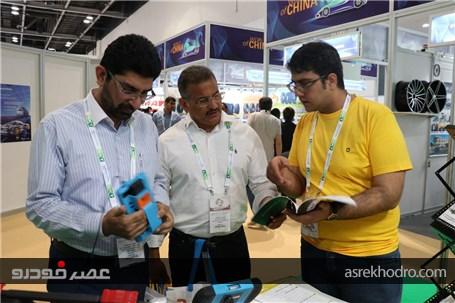 گزارش تصویری از حضور CarSoft در اتومکانیکای دوبی 2019