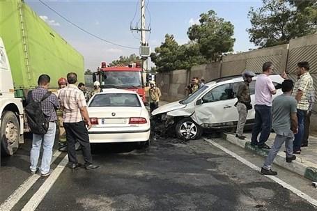 عابران پیاده ۵۵ درصد کشته شدگان سوانح رانندگی در ساری