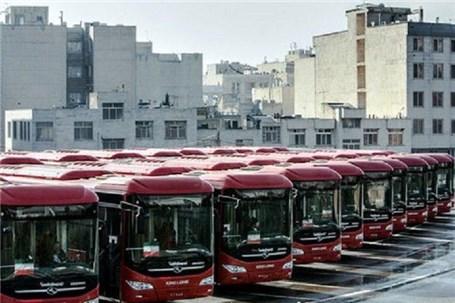 کرایه اتوبوسهای جدید DRT در پایتخت چقدر است؟