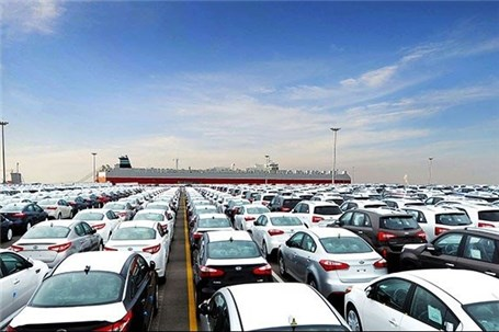 شوک وزیر صنعت به واردکنندگان خودرو