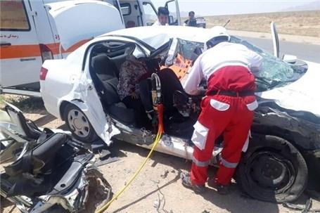 3 فوتی و یک مصدوم در سانحه رانندگی هندیجان