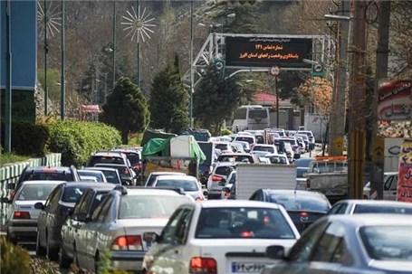 کاهش ۵ درصدی تردد در جادههای کشور