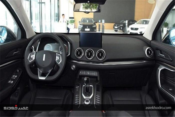 خودرو صفحه نخست » اقتصادی  پ پ  VV5؛ شاسی بلند لوکس چینی!