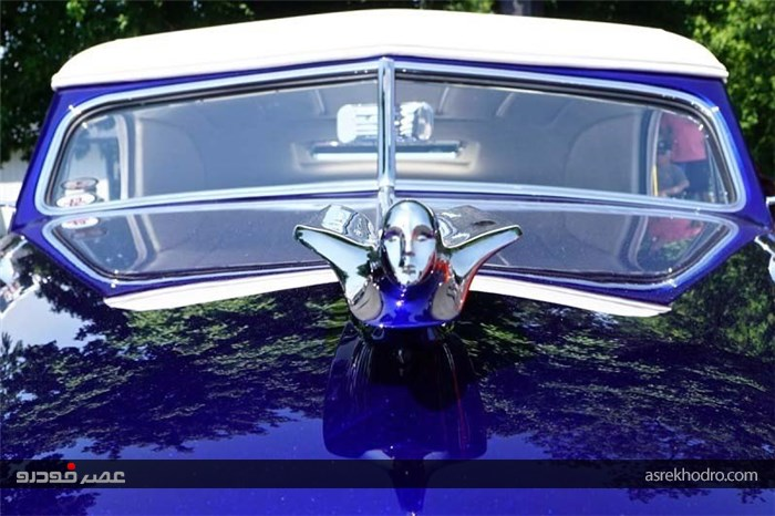 کریستال آبی؛ یک کادیلاک کلکسیونی!