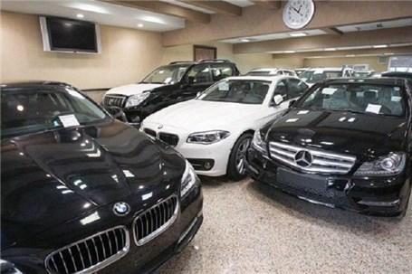قیمت خودروهای وارداتی در بازار11 آذر