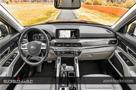 شاسی بلند 2020 کیاموتورز؛ خودرویی برای تمام فصول!