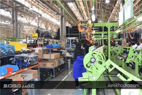 نادر سخا: بهبود و داخلی سازی پلتفرم برق و الکترونیک خودروها توسط کروز