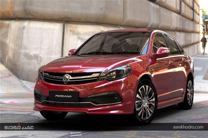 قیمت خودروهای جدید پروتون به پول ایران / همکاری با مالزی امکانپذیر است؟
