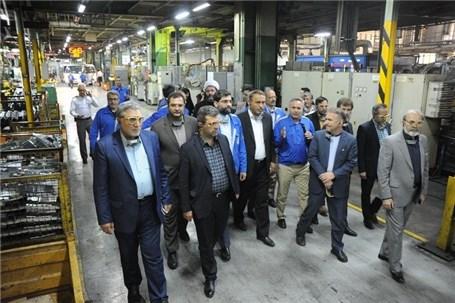 تولید خودرو مطابق استانداردهای مصوب ملی از برنامههای مهم ایران خودرو