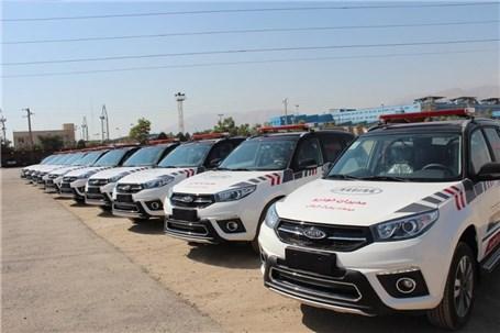 شرکت خدمات پس از فروش مدیران خودرو ، همراه با عزاداران اربعین حسینی
