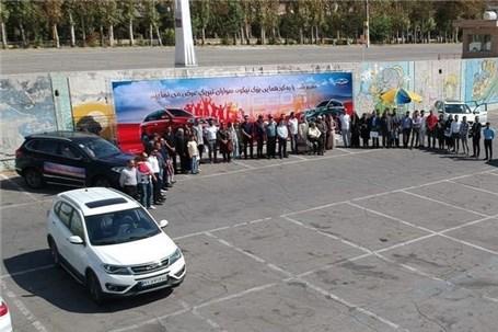 4 امین سال حضور چری تیگو 5 در بازار ایران