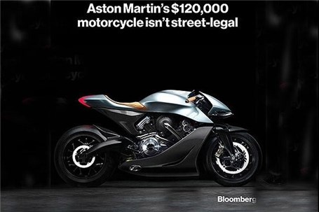 موتورسیکلتی که لقب هیولا گرفته است