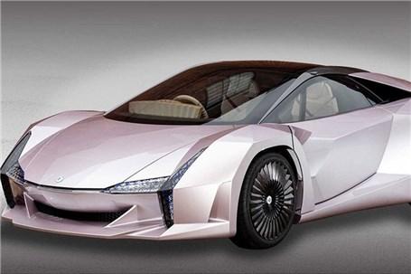 خودروی نانویی چوبی ساخته شد