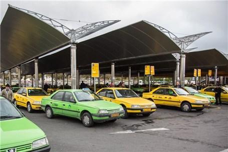 بیمه ۲۵هزار راننده تاکسی تهران در انتظار بهروز رسانی لیست تأمین اجتماعی