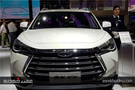 خودروی شاسی بلندی که سال 99 به بازار ایران می آید