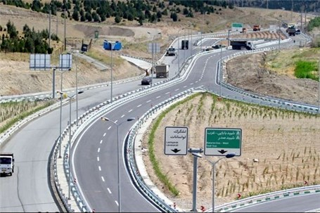 «جاده تلو» در شمال شرق تهران مسدود شد