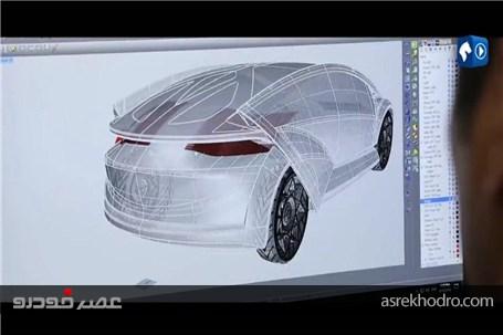 جدیدترین تصاویر نخستین کراس اوور بومی ایران خودرو