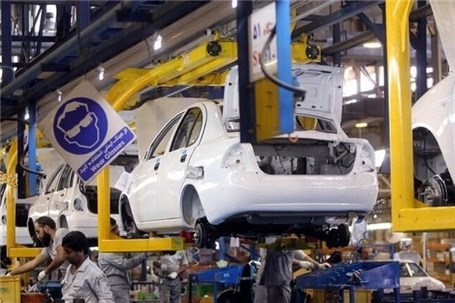 تولید خودروسازان خصوصی ۶۵ درصد افت کرد