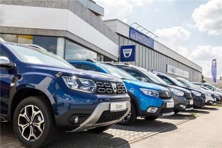 کاهش 32 درصدی فروش خودرو در رومانی