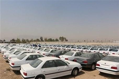 ۲۴ دستگاه خودروی احتکاری توقیف شد