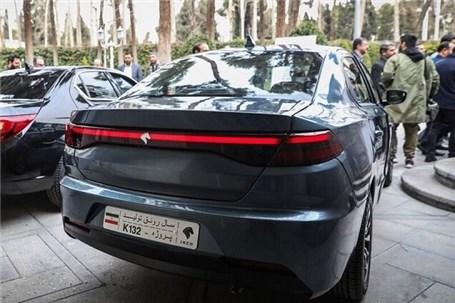 خودرو k132 ایران خودرو چقدر قیمت میخورد؟