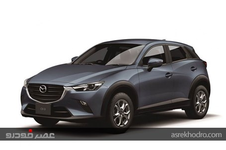 تغییرات مفصل مزدا CX-3 مدل 2019 اروپایی + فیلم
