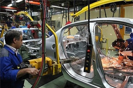 افزایش تولید انواع خودرو