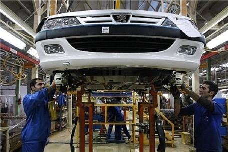 خودروهای ناقص با تکمیل قطعات روانه بازار می شود